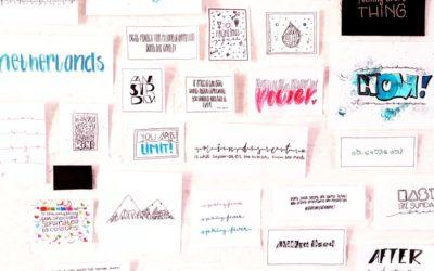 Die große Hand Lettering Schrift Übersicht – was ist eigentlich Lettering?