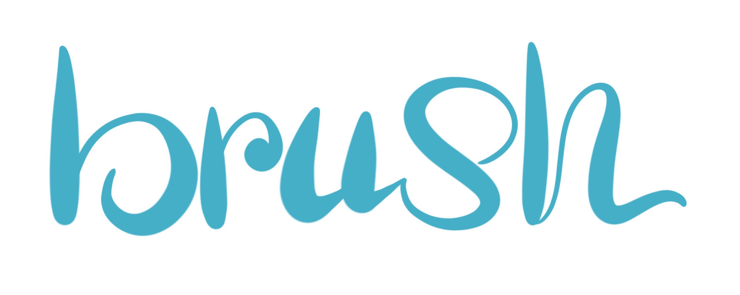 Weitere Brushpen Lettering Variante im Mix aus verbundenen und unverbundenen Brushpen Buchstaben.