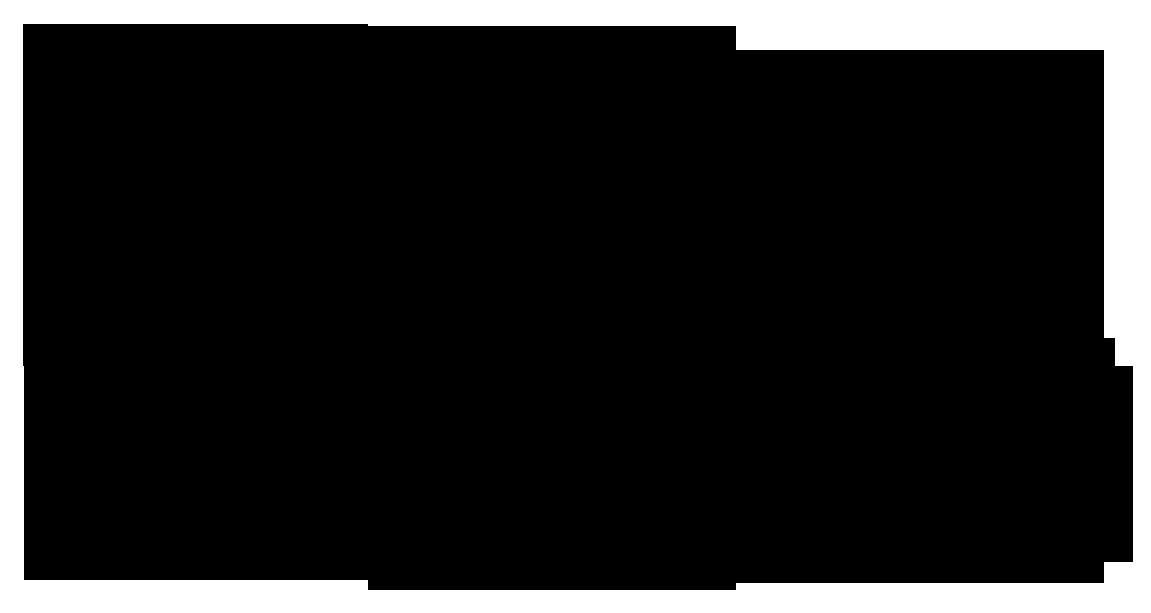 Modernes Hand Lettering zum Geburtstag in schwarz weiß für einen Jungen