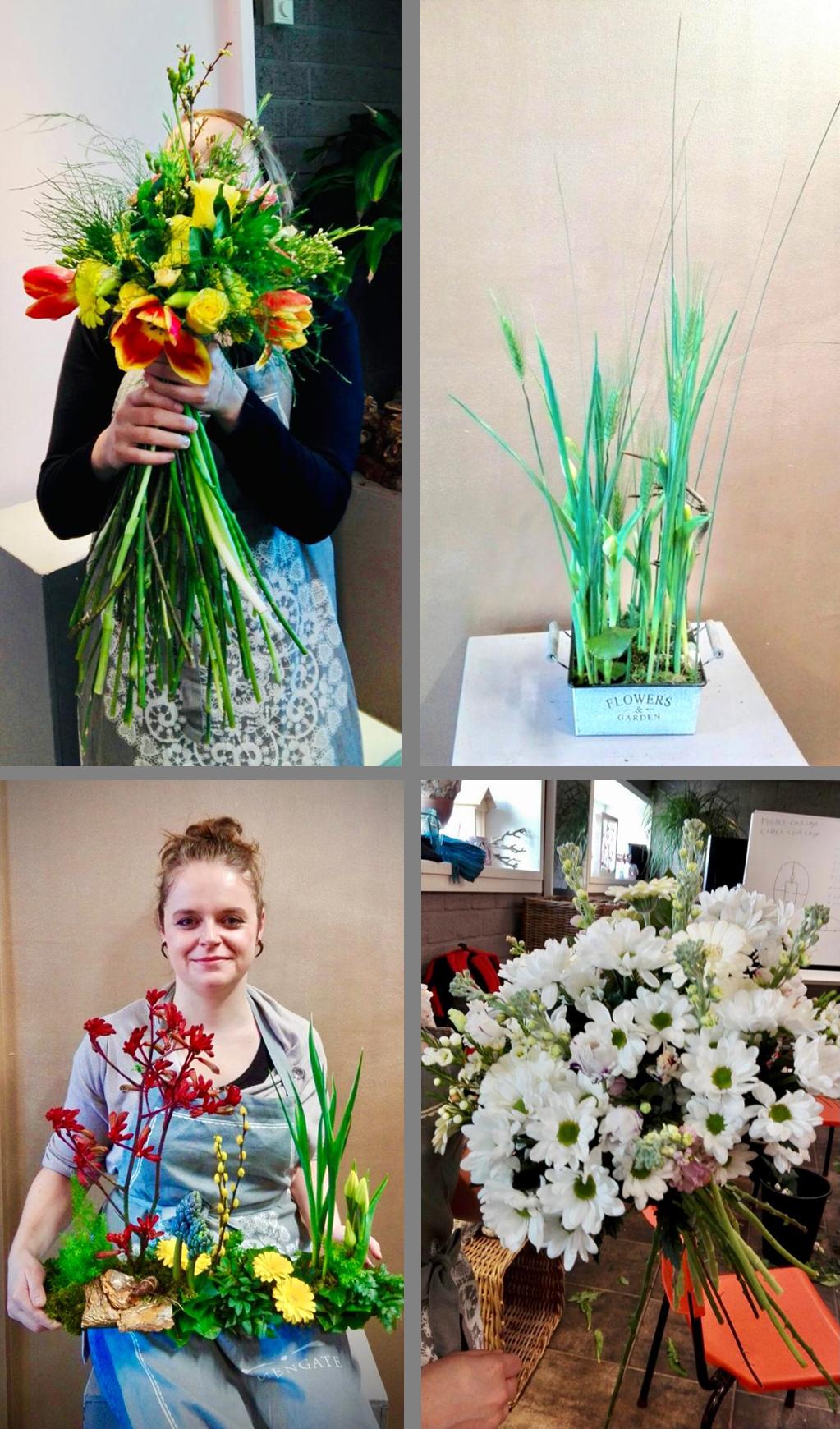 schoene Dinge selbst gestalten - Blumen Design aus Holland